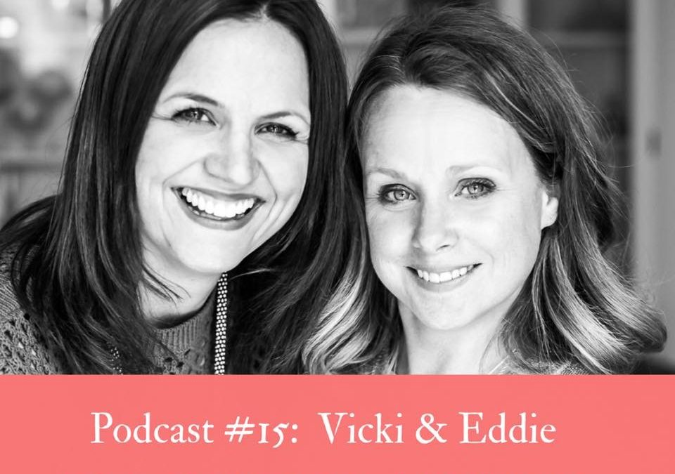 #15  Vicki & Eddie: Your questions answered