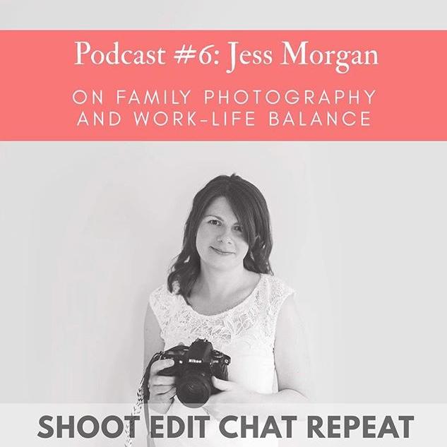 #6  Jess Morgan: On family photography and work life balance