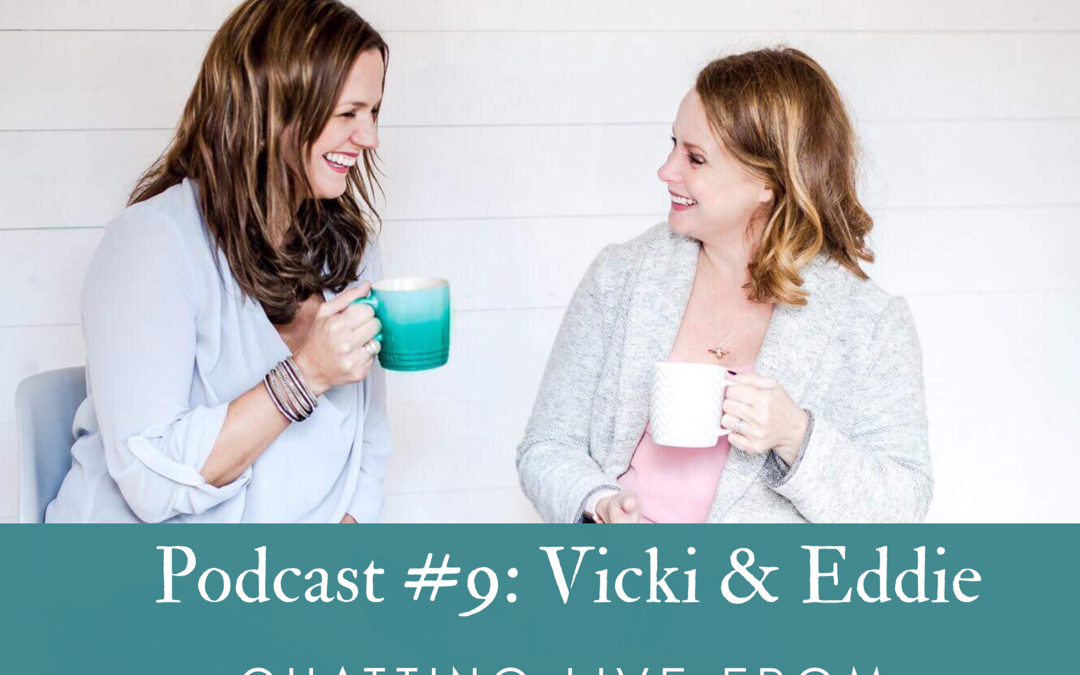 #9  Vicki & Eddie: Chatting live from Clickaway 2018, Florida