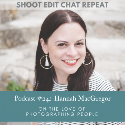 #24  Hannah MacGregor: On the love of photographing people