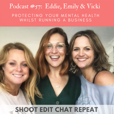 #57  Protecting your mental health when running a business