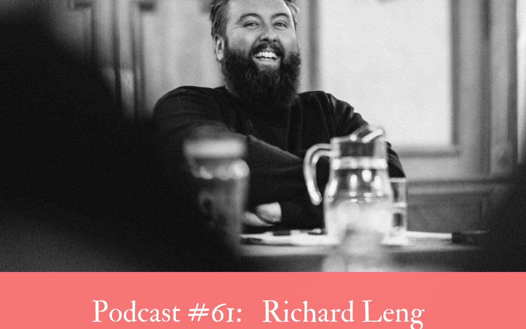 #61 Richard Leng:  The truth about pricing