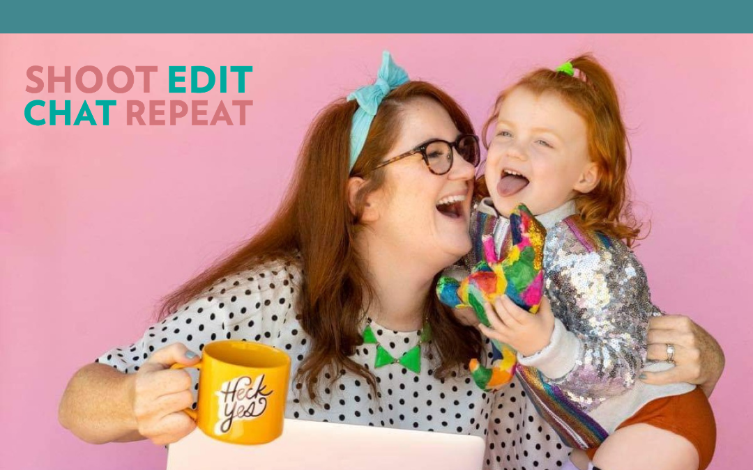 #75: Infusing more joy into your work with Sarah Krieg